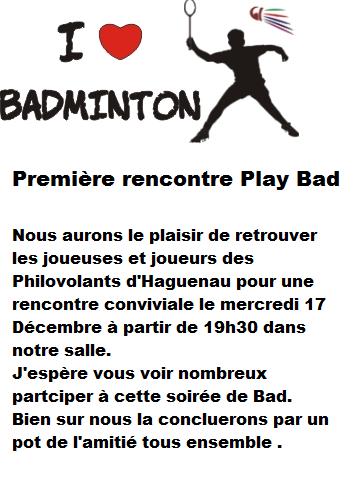 Playbad